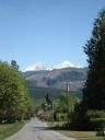 View of Mt. Baker from Acme